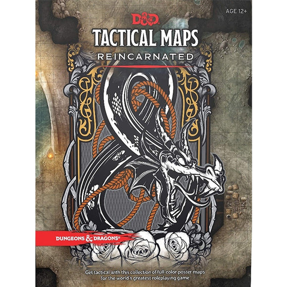 D&D 5th Edition: Tactical Maps Reincarnated