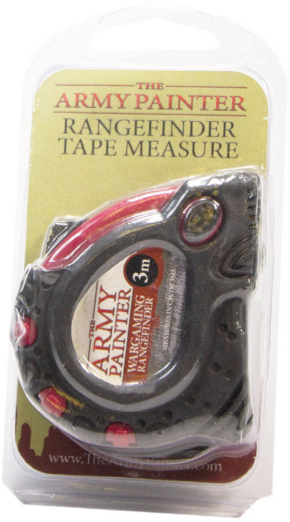 Tools: Rangefinder Tape Measure