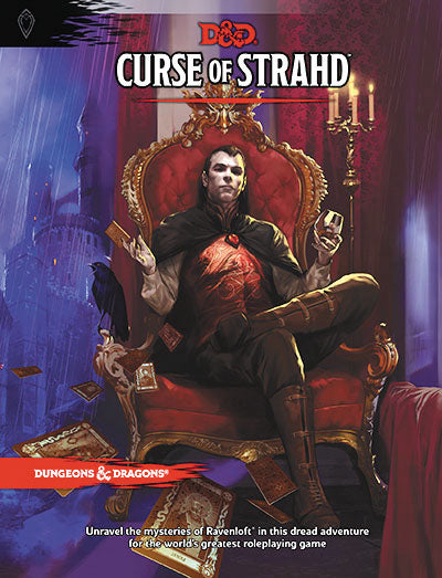 Dungeons & Dragons RPG: Curse of Strahd