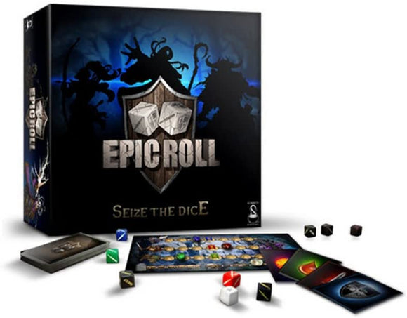 Epic Roll: Eclipse - Seize the Dice