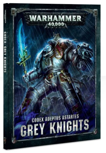 Copy of Warhammer 40,000 Codex: Grey Knights