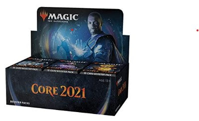 Magic: The Gathering - Core 2021 Booster Packs