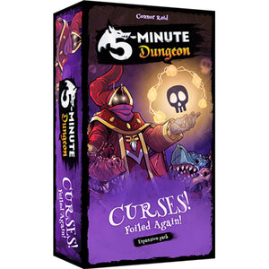 5 Minute Dungeon - Curses! Foild Again! Expansion