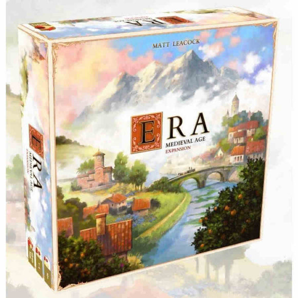 ERA: The Midieval Age - Rivers & Roads Expansion