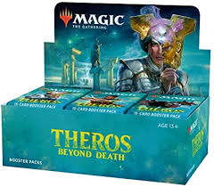 Magic the Gathering CCG: Theros Beyond Death Booster Pack