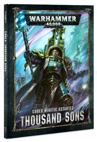Warhammer 40,000 Codex: Thousand Sons