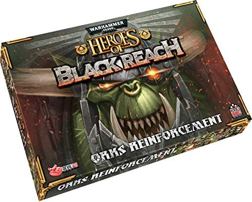 Warhammer 40,000 Heroes of Black Reach: Ork Reinforcements
