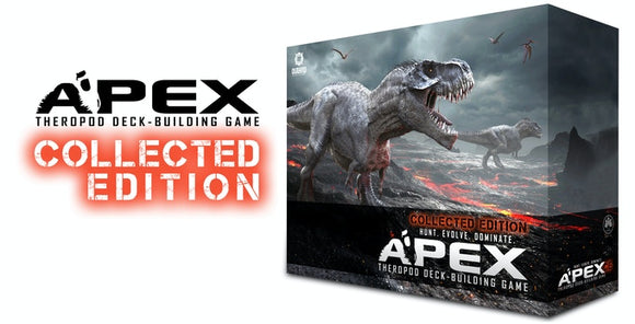 APEX: Theropod Deck-Building Game - Collected Edition