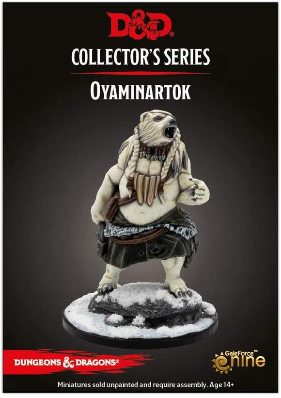 Dungeons and Dragons RPG: Icewind Dale: Rime of the Frostmaiden - Oyaminartok (1 fig)