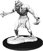 Dungeons & Dragons Nolzur`s Marvelous Unpainted Miniatures: W12 Raging Troll