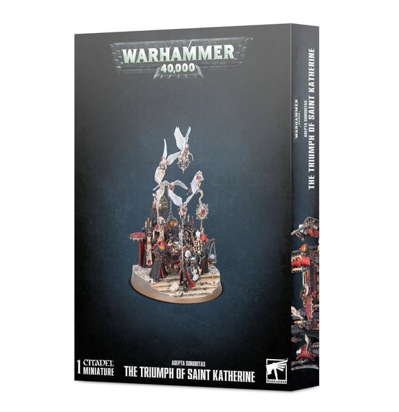 Warhammer 40,000: Adepta Sororitas The Triumph of Saint Katherine