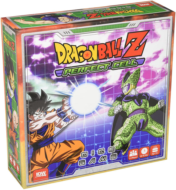 Dragon Ball Z: Perfect Cell Collectible Dice Game