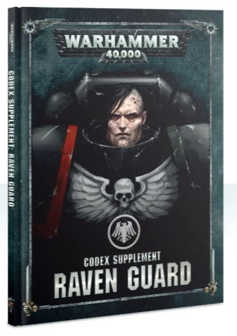 Warhammer 40,000 Codex: Raven Guard Supplement