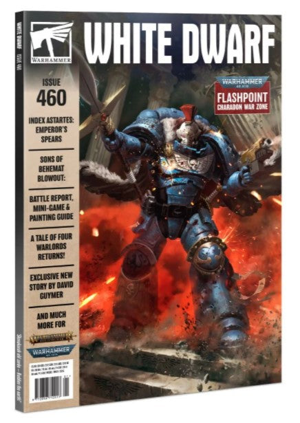 White Dwarf, Issue 460