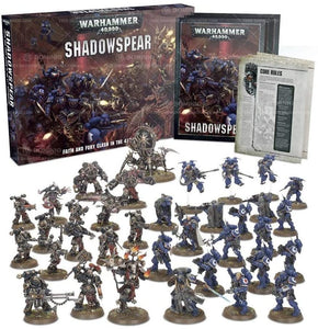 Warhammer 40,000 - Shadowspear