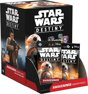 Star Wars Destiny TCG: Awakenings  Booster Pack
