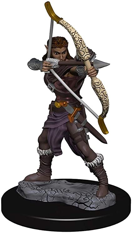 D&D Icons of the Realms: Premium Miniature - Elf Male Ranger