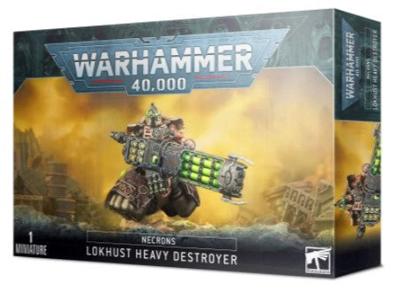 Warhammer 40,000 - Necrons Lochusk Heavy Destroyer