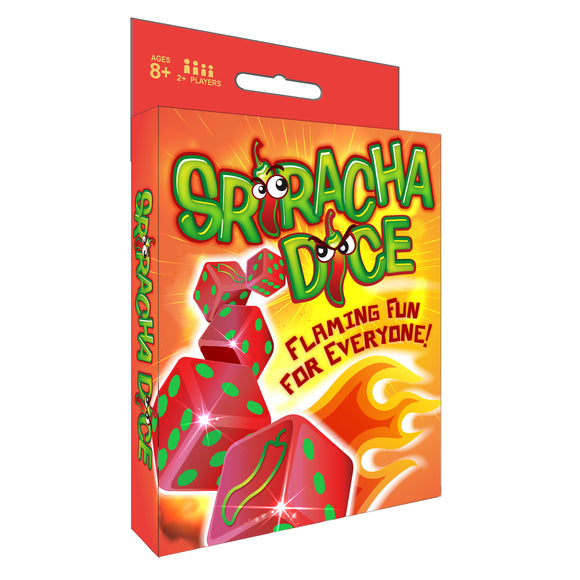 Sriracha Dice Game by WE Games