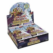 Yu-Gi-Oh! Secret Slayers Booster Pack