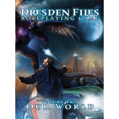 The Dresden Files RPG: V2 - Our World