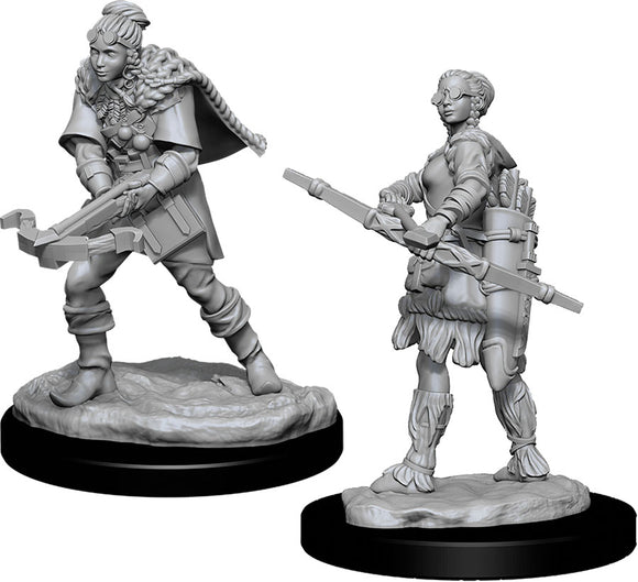 Dungeons & Dragons Nolzur`s Marvelous Unpainted Miniatures: W11 Female Human Ranger