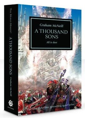 A Thousand Sons: Book 12 (Paperback)