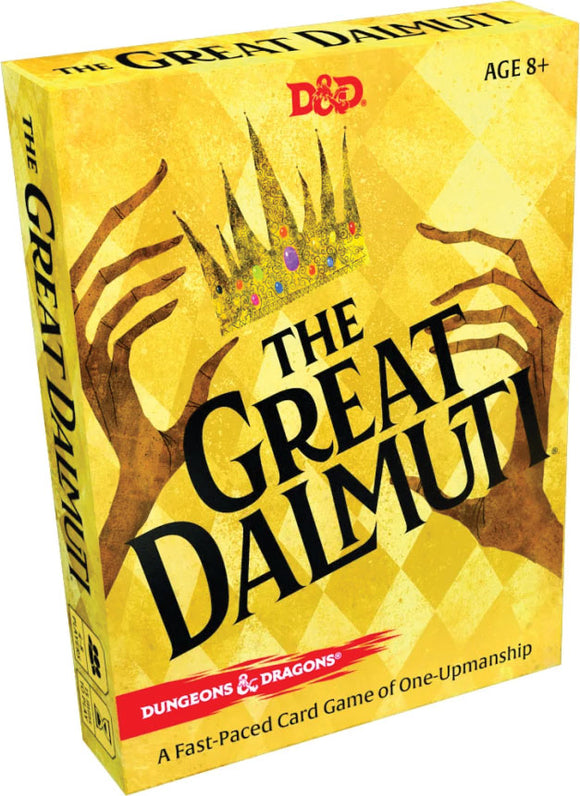 Great Dalmuti: Dungeons & Dragons
