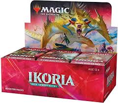 Magic the Gathering CCG: Ikoria - Lair of Behemoths Booster Pack