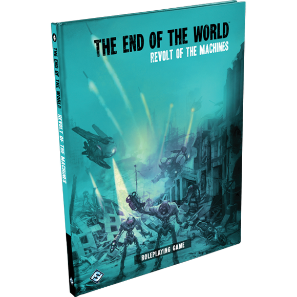The End of The World RPG - Revolt of The Machines