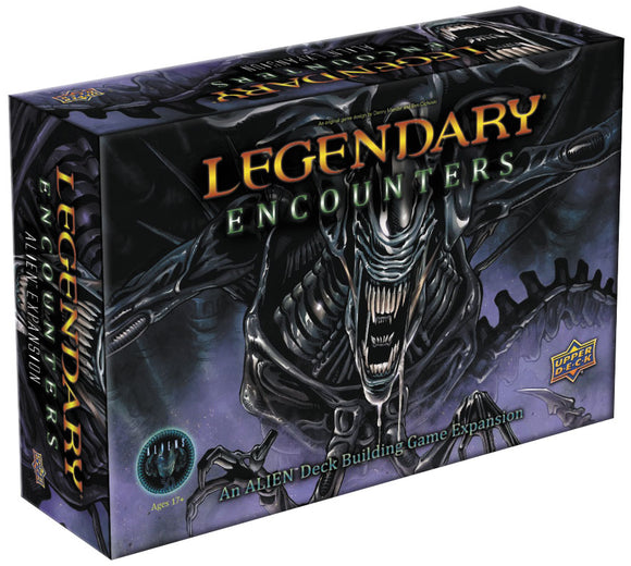 Legendary Encounters DBG: ALIEN Expansion