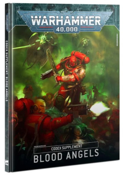 Warhammer 40,000 Codex Supplement: Blood Angels