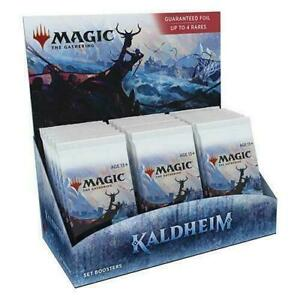 Magic: The Gathering - Kaldheim Set Booster Box