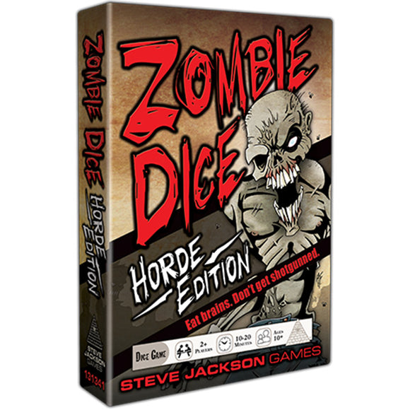 Zombie Dice: Horde Edition
