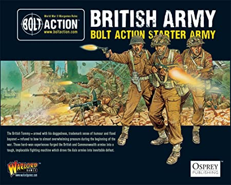 Bolt Action: British Starter Army