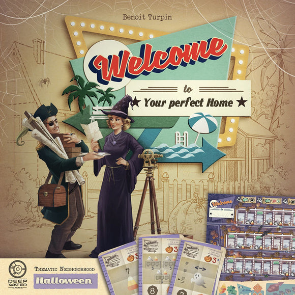 Welcome To: Your Perfect Home - Halloween Expansion