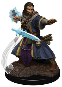 Dungeons & Dragons Fantasy Miniatures: Icons of the Realms Premium Figures W5 Human Wizard Male