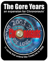 Chrononauts - The Gore Years Expansion