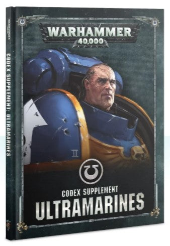 Warhammer 40,000 Codex: Ultramarines Supplement