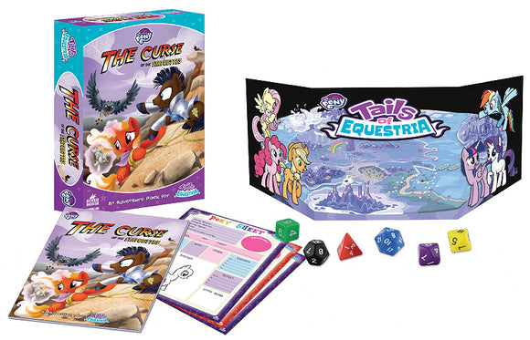 My Little Pony: Tails of Equestria RPG - The Curse of The Statuettes