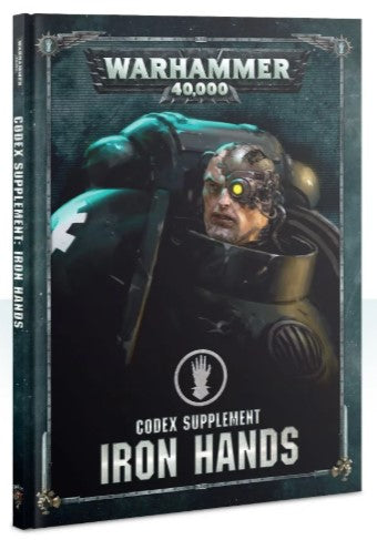 Warhammer 40,000 Codex Supplement: Iron Hands