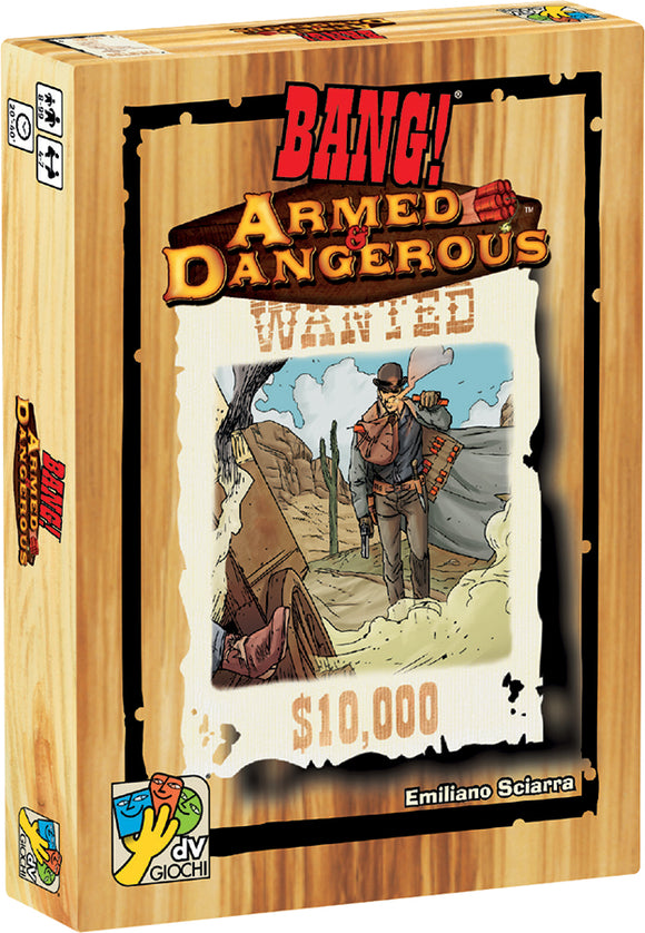 BANG! Armed & Dangerous Expansion
