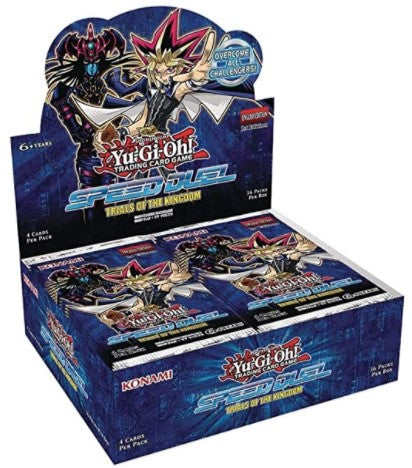 Yu-Gi-Oh: Speed Duel- Trials of the Kingdom Booster Pack