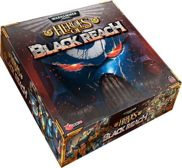 Warhammer 40,000 Heroes of Black Reach Board Game