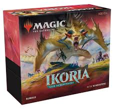 Magic the Gathering CCG: Ikoria - Lair of Behemoths Bundle