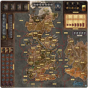 A Game of Thrones Board Game: 2nd Edition Deluxe Gamemat