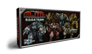 PROJECT: Elite Core Game - R.O.O.K. Expansion