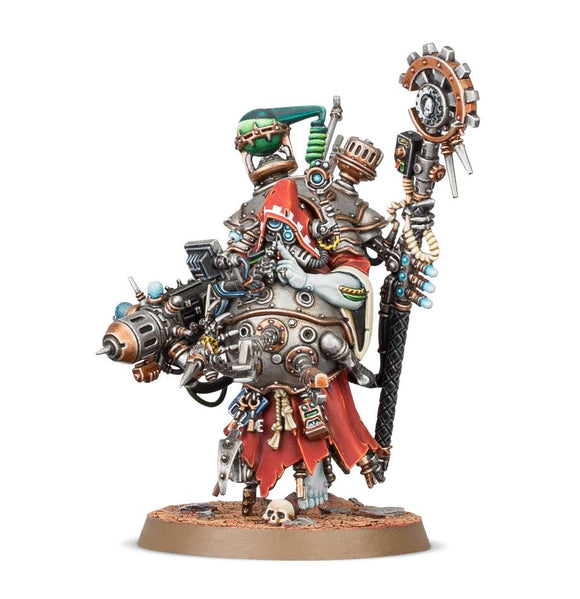 Adeptus Mechanicus - Tech-Priest Manipulus