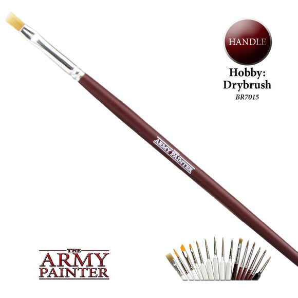 The Army Painter Brushes - Hobby: Drybrush, Medium