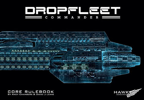 Dropfleet Commander: Core Rulebook by Hawk Wargames